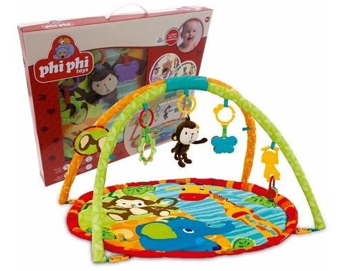 gimnasio monito phi phi toys 7079