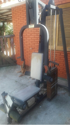 gimnasio multifuncion profesional made in usa