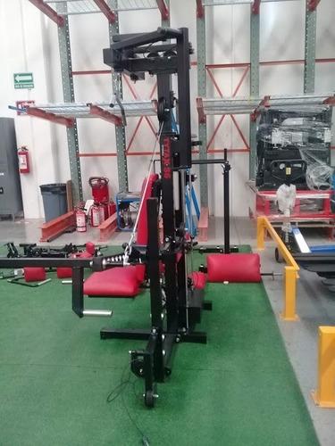 gimnasio multifuncional, marca tytax modelo home gym s6