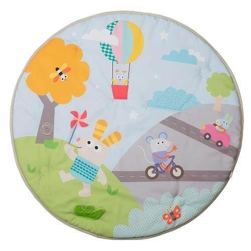 gimnasio p/ bebé taf toys musical nature baby gym