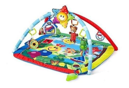 gimnasio para bebe baby einstein melodias y luces mn4