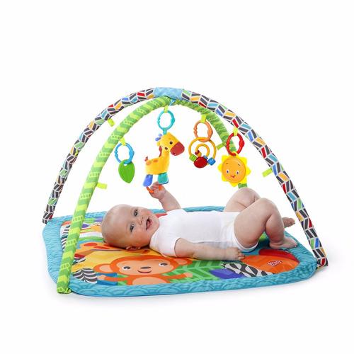 gimnasio para bebé bright starts zippy zoo
