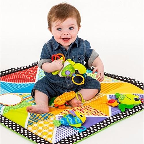 gimnasio para bebe infantino twist and fold