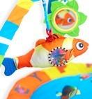 gimnasio para bebe juguetes