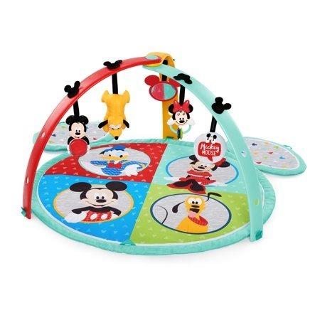d4f918ba8 Gimnasio Para Bebe Set De Mickey Mouse Para Bebe Nuevo -   2