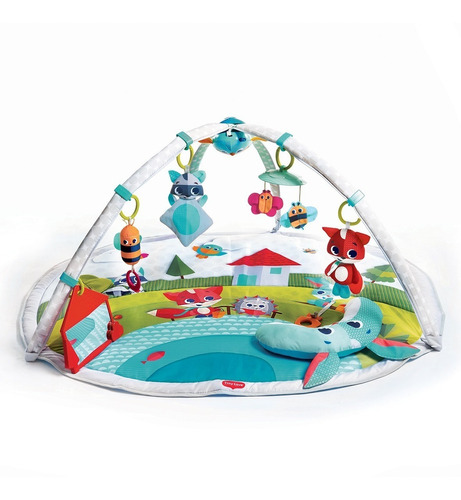 gimnasio para bebé tiny love meadow days - dynamic gymini