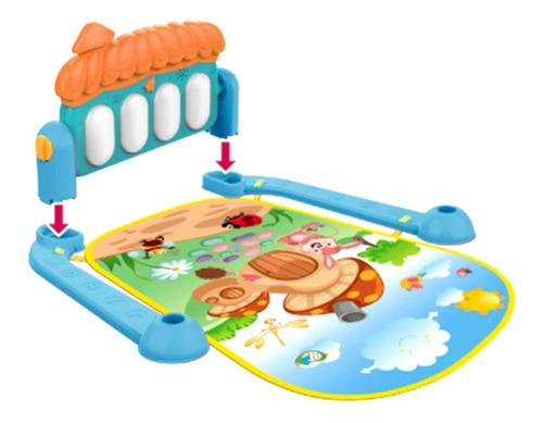 gimnasio piano  bebé niño y niña luces y sonidos  envio hoy