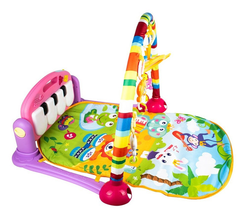 gimnasio piano para bebe niño y niña