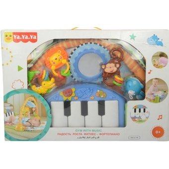gimnasio piano pataditas para bebé + envío gratis