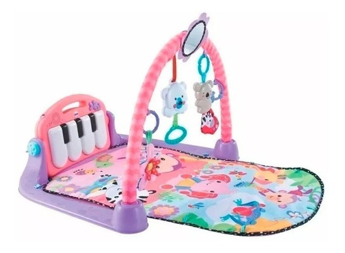 gimnasio piano tapete lujo alfombra musical luces price mnr