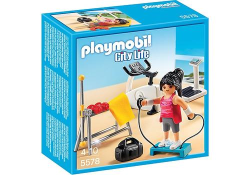 gimnasio playmobil - art. 5578 - intek