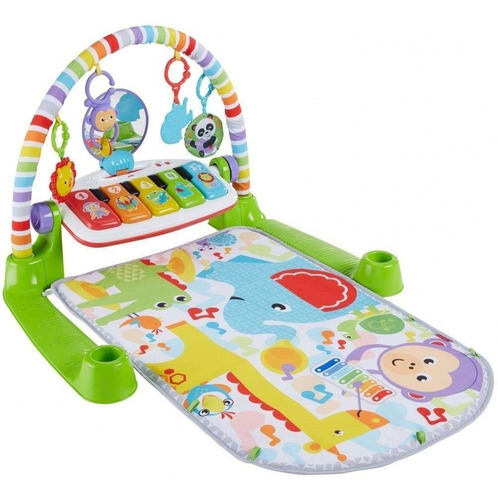 gimnasio tapete bebes piano musical luces fisher price