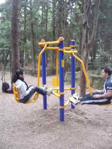Gimnasios al aire libre juegos para ni os mobiliario - Actividades para ninos al aire libre ...