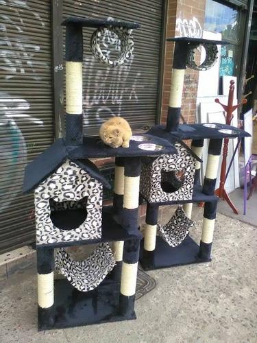 gimnasios para gatos