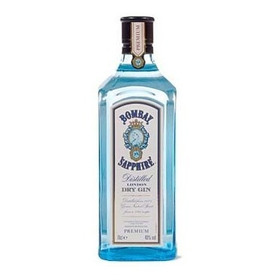 Gin Bombay 750 Ml - Envio Sin Cargo!!!