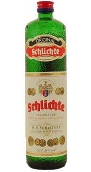gin ginebra schlichte botella verde aleman envio gratis caba