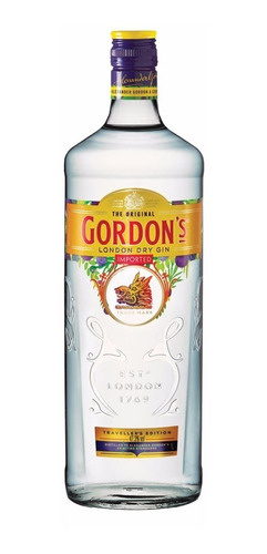 gin gordons 700ml london dry botella bebidas 01almacen