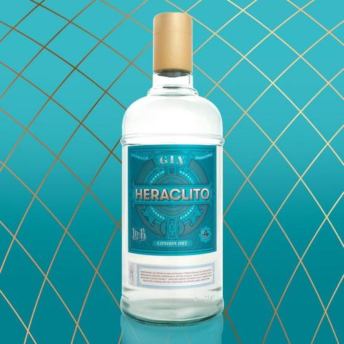 gin heraclito london dry  750ml 01almacen
