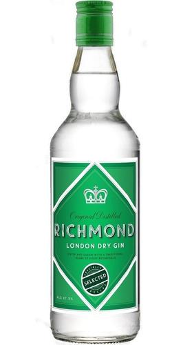 gin ingles richmond importado envio gratis caba