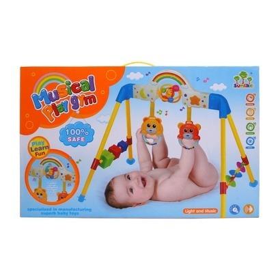 ginasio playground centro atividade do bebe musical e mobile