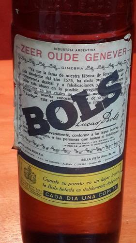 ginebra bols  año 1984