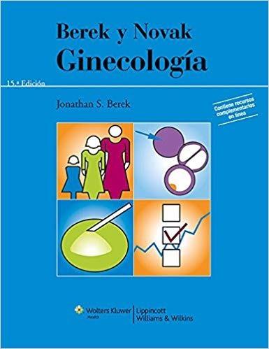 ginecología berek y novak libro