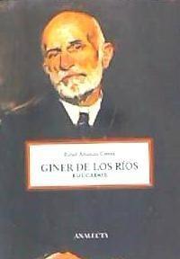 giner de los ríos educador(libro )