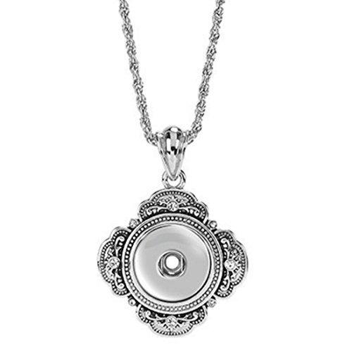 ginger snaps 32 grand necklace sn9093 accesorio snap de joye