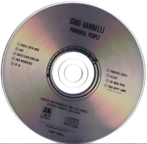 gino vannelli powerful people cd importado bvf
