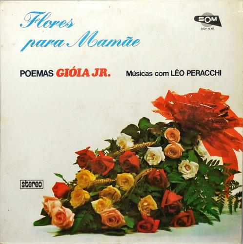 gióia jr lp flores para mamãe musica de leo peracchi 12930