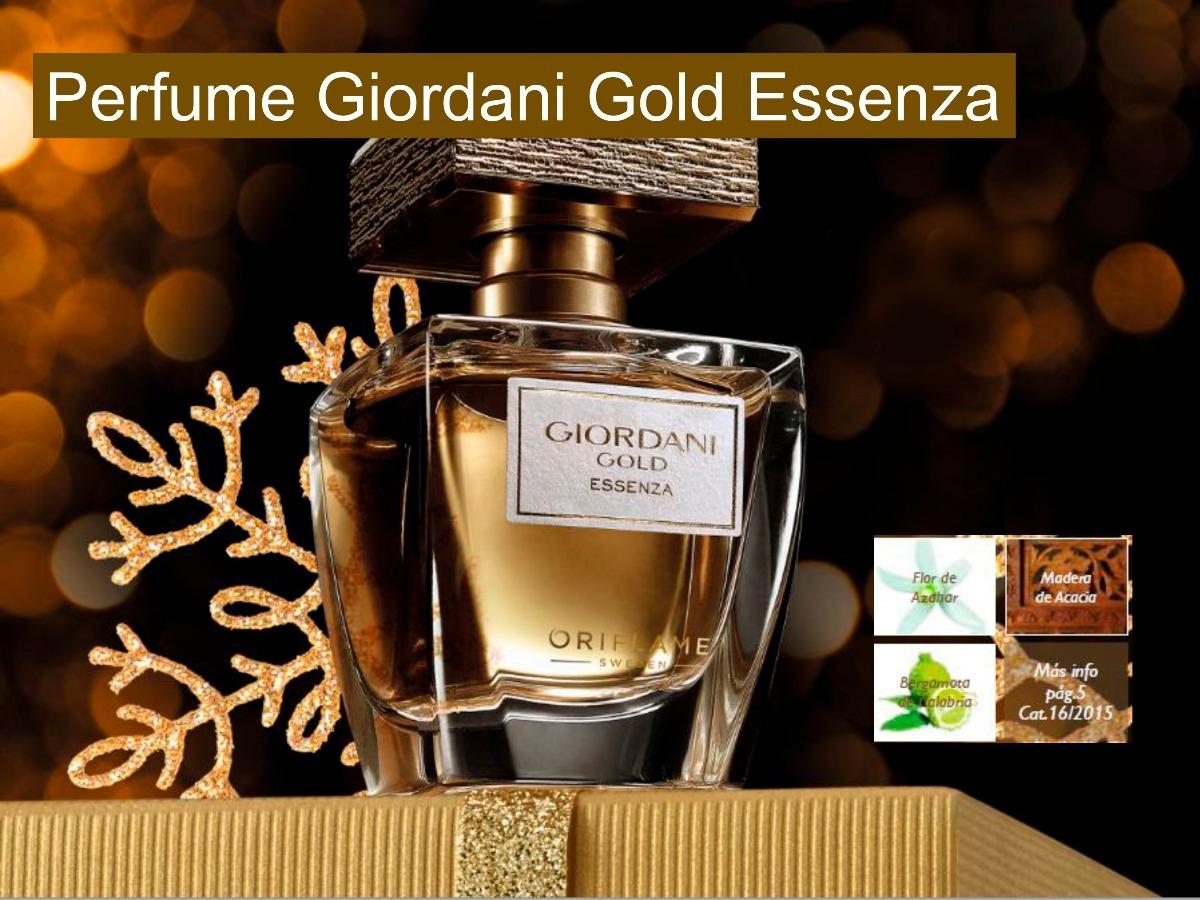 Giordani Perfume Para Dama Y Body Cream 55000 En Mercado Libre Gold Essenza Cargando Zoom