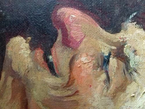 giordano severi pintor italiano  recife  oleo tela