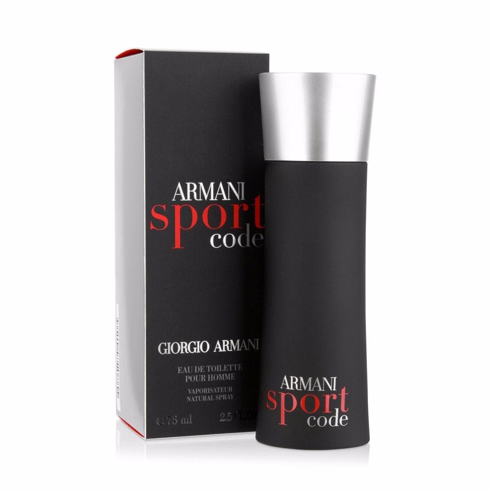 armani sport parfume