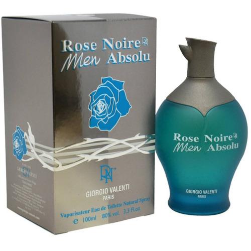 giorgio valenti rose noire hombres absolu edt vaporizador,