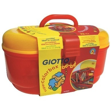 giotto be-be set supercolorbox