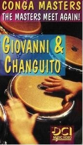 giovanni & changuito conga masters clinica de percusion dvd