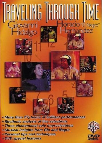giovanni hidalgo clinicas de percusion dvd