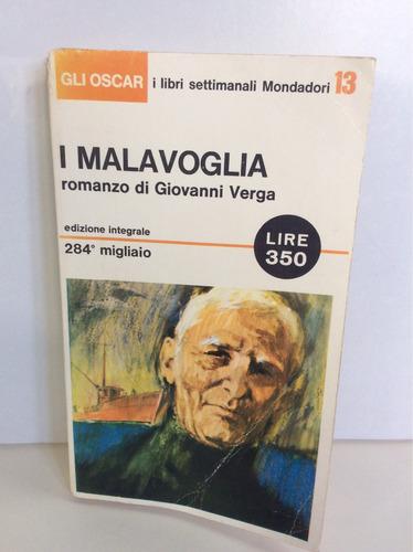 giovanni verga en italiano - i malavoglia/de mala gana.