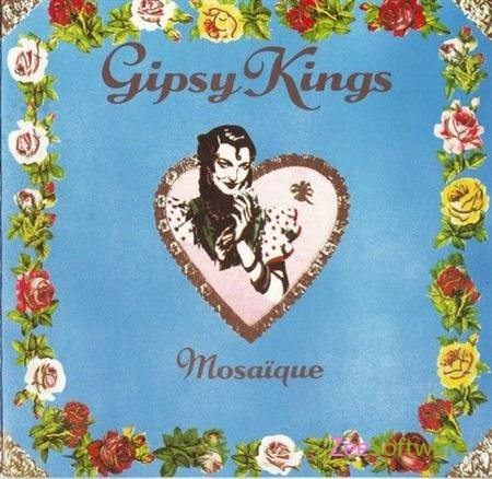 gipsy kings  lp  mosaique