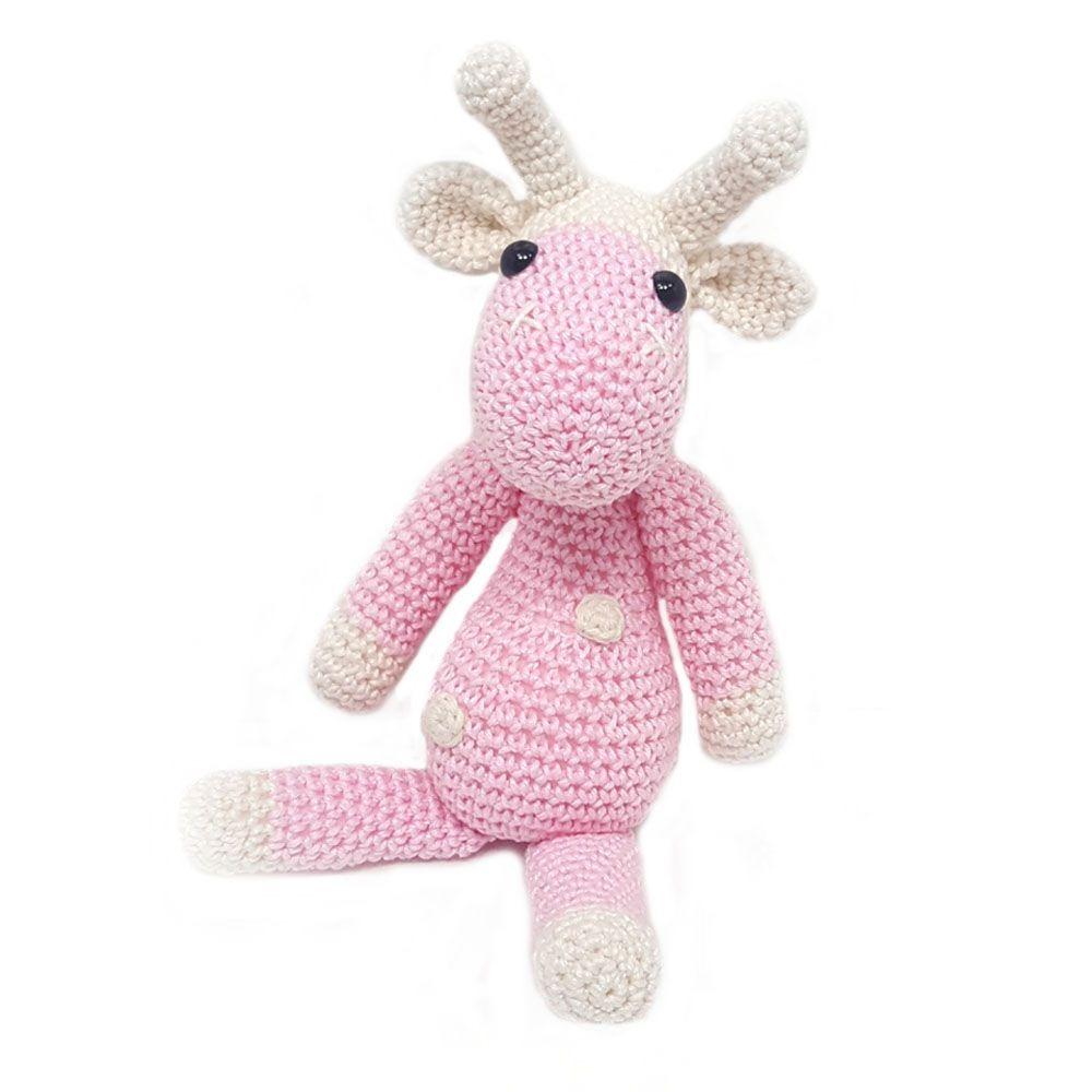 Jirafa Amigurumi Apego Tejida Crochet Personalizada - $ 950,00 en ... | 1000x1000