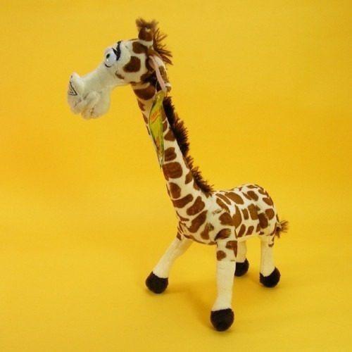 girafa pelúcia madagascar melman alta qualidade  em estoque