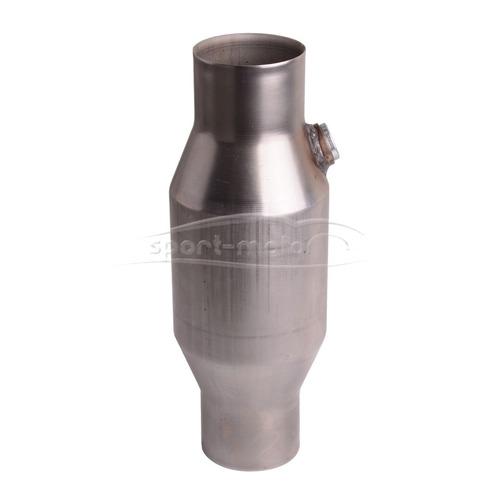girar cuerpo 2.5 catalizador 425250 acero inoxidable