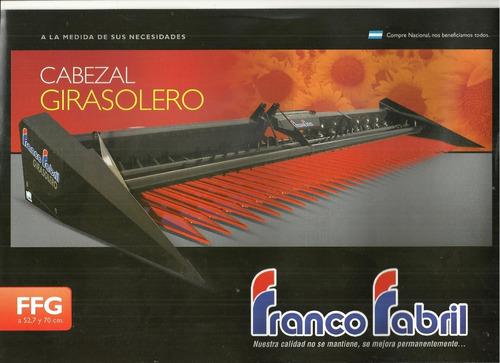 girasolero franco fabril 16-70