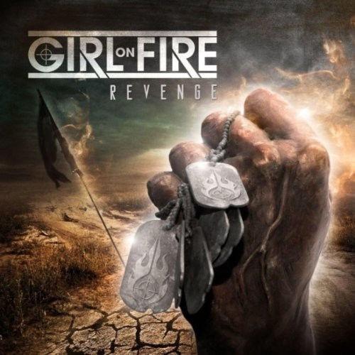 girl on fire - revenge importado