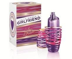 girlfriend by justin bieber dama  100 ml