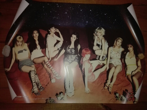 girls generation (snsd) - you think poster kpop