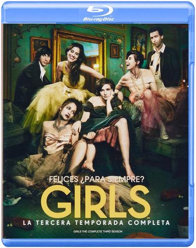 girls paquete temporadas 1 2 y 3 serie tv en blu-ray