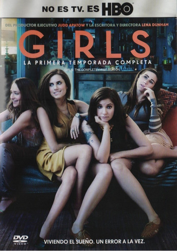 girls primera temporada 1 uno dvd