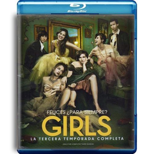 girls temporada 3 tres serie blu-ray