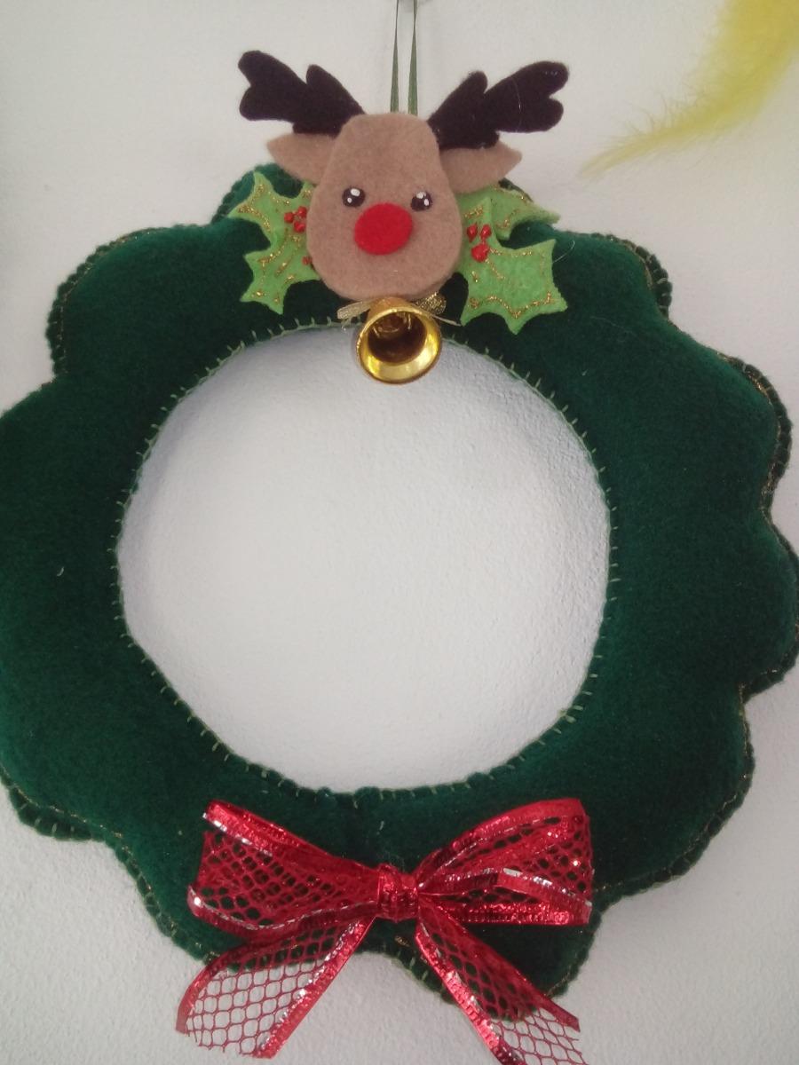 Girnalda De Adorno Para Puerta Navidad